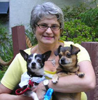 Chico, Judy and Nora
